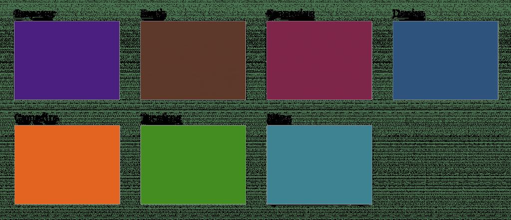 ALPS 2.x colors