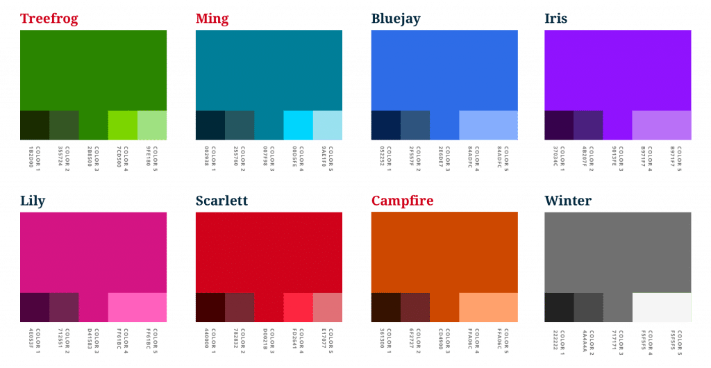 ALPS 3.x Bright colors
